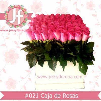 Caja de rosas florerias en guadalajara con servicio a domicilio, zapopan, tlaquepaque, tonala, tlajomulco
