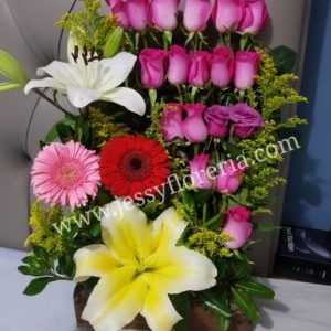 Diseño de rosas rositas florerias en guadalajara con servicio a domicilio, zapopan, tlaquepaque, tonala, tlajomulco