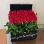 Cofre de 80 rosas florerias en guadalajara con servicio a domicilio, zapopan, tlaquepaque, tonala, tlajomulco