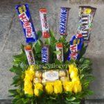 Caja de rosas y chocolates florerias en guadalajara con servicio a domicilio, zapopan, tlaquepaque, tonala, tlajomulco