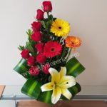Diseño de rosas y gerberas florerias en guadalajara con servicio a domicilio, zapopan, tlaquepaque, tonala, tlajomulco