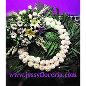 Corona Fúnebre Coronas Fúnebres en Guadalajara florerias en guadalajara con servicio a domicilio, zapopan, tlaquepaque, tonala, tlajomulco