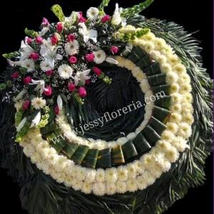 Coronas Fúnebres en Guadalajara florerias en guadalajara con servicio a domicilio, zapopan, tlaquepaque, tonala, tlajomulco