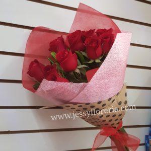 Docena de rosas