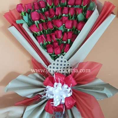 Maxibouquet de rosas