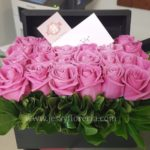 Cofre rosas rositas