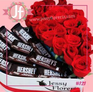Corazón Hersheys