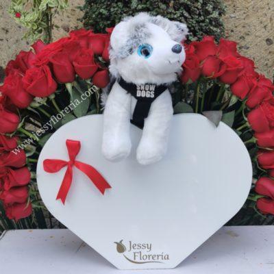 Corazón Husky