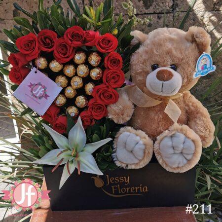 211-corazon-de-rosas-ferreros-y-peluche